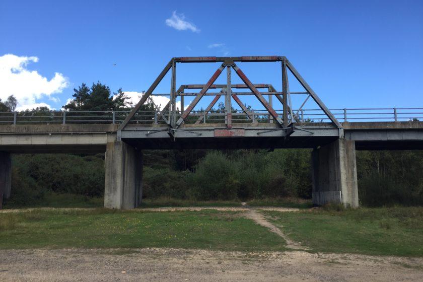 bridge in Minley