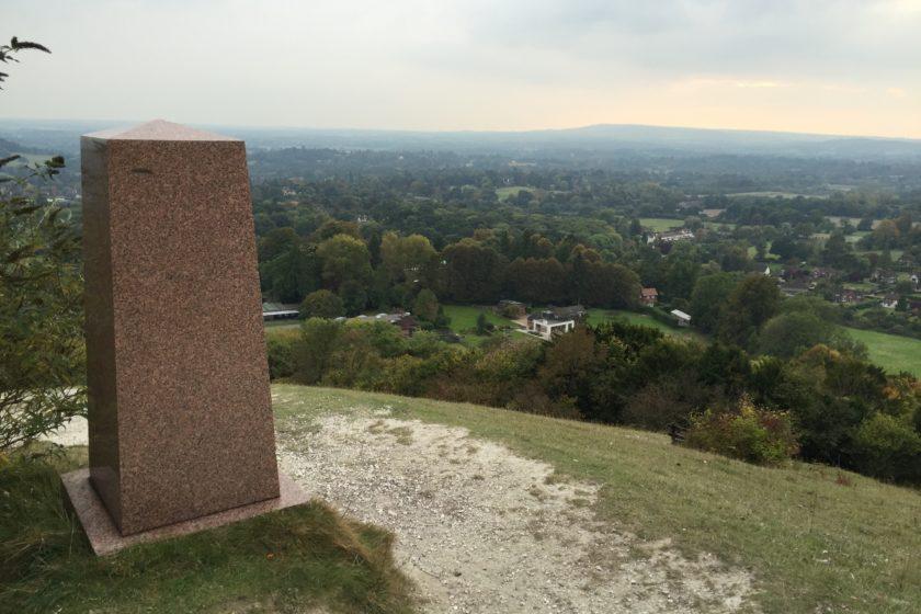 Reigate Hill monument
