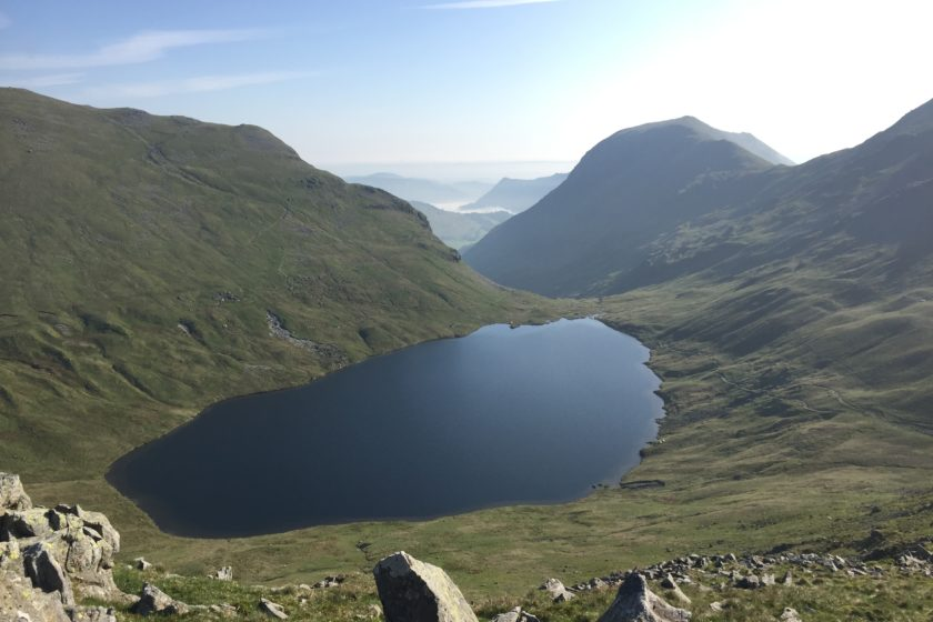 Grisedale Tarn - Lake District