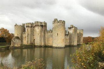 Robertsbridge circular - via Bodiam Castle