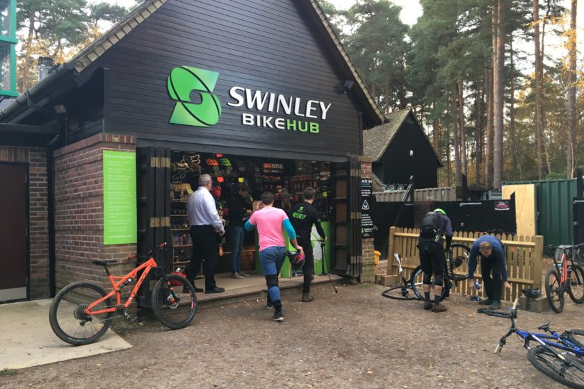 The Swinley Bike Hub