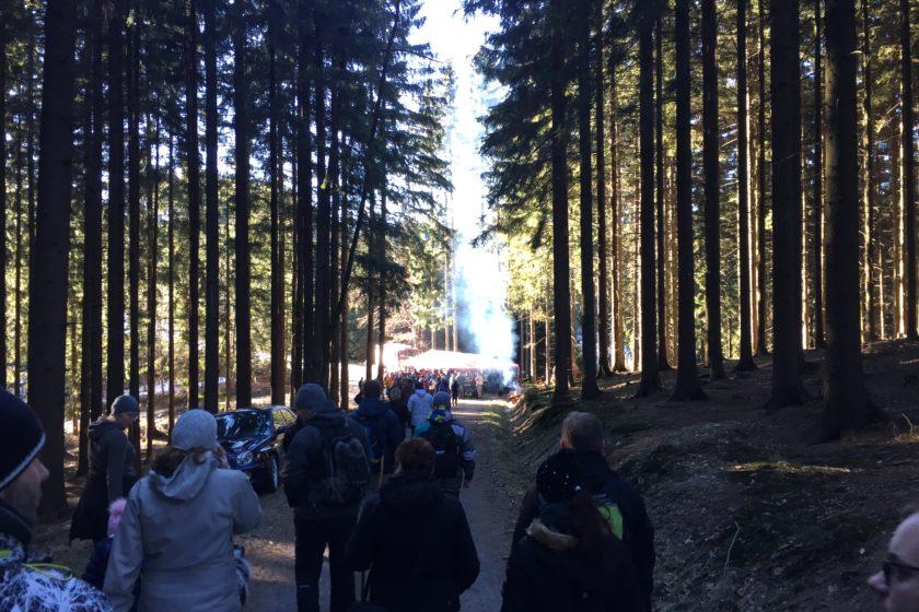 Valašská Bystřice hike