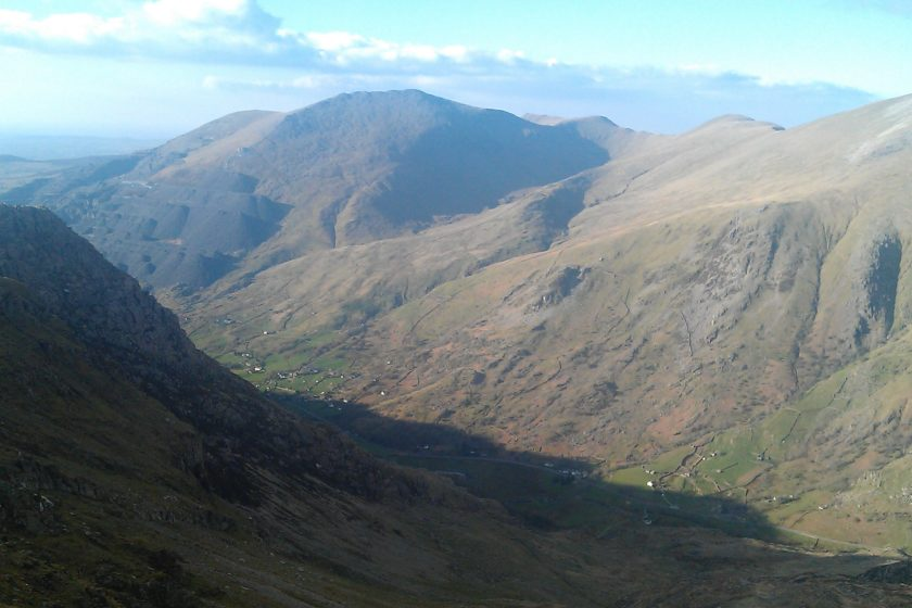 Somewhere in Gwynedd