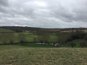 landscape by Stonesfield
