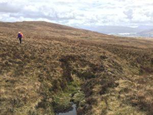 moorland in isle of skye