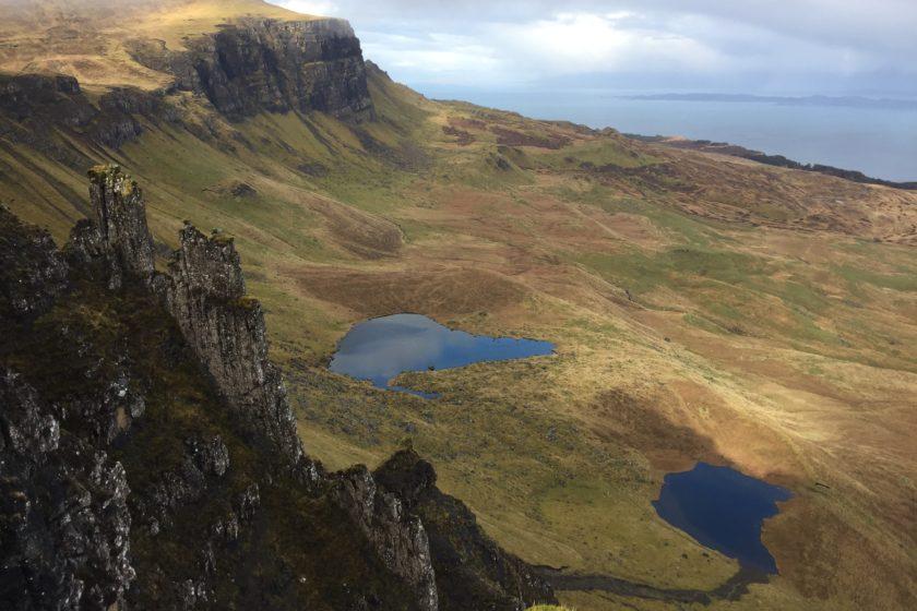 view of Lochan a'Bhealaich Bhig