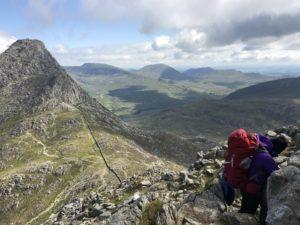 peaks of Snowdonia