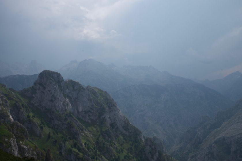Cabrales peaks