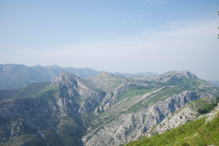 Cabrales - peaks