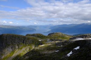 view from Mukkegi