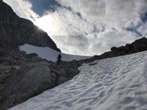 way down from mukkegi