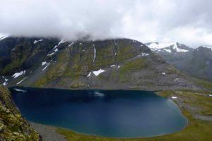 lake Skagedalsvatnet