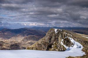 Pillar, peak of Lake District