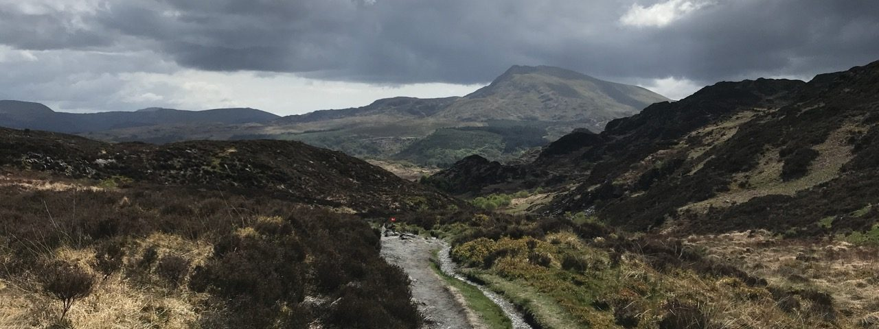 Route to Capel Curig