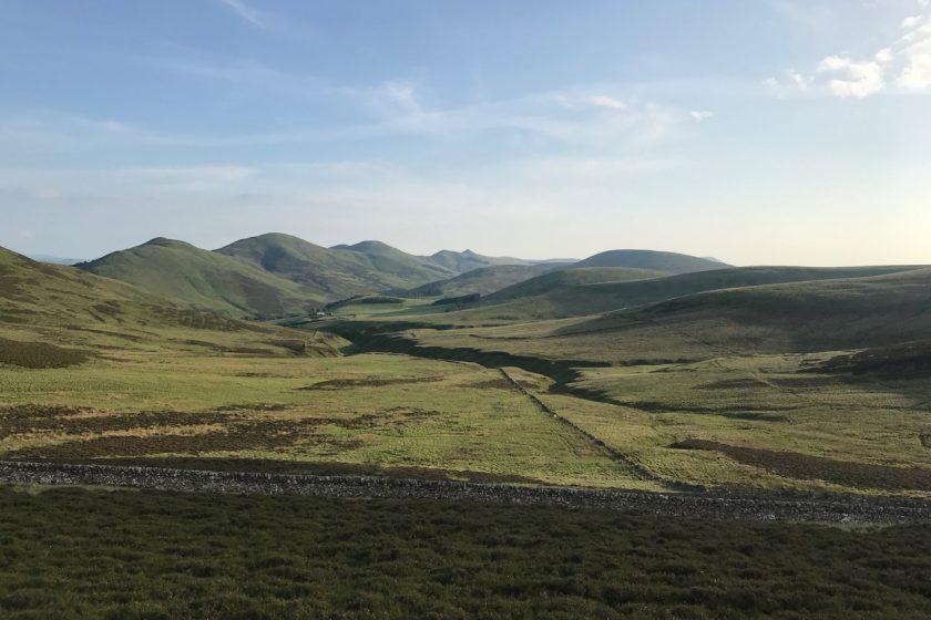 Pentland Hills mtb