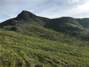 Stuc a'Chroin peak
