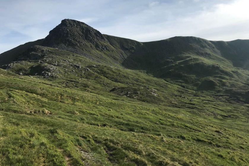 Stuc a'Chroin peak