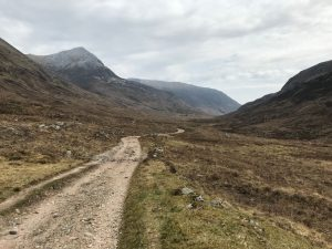 Lochaber's Old Military Road