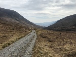 Old Military Road around Kinlochleven
