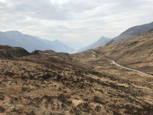view of Loch Leven