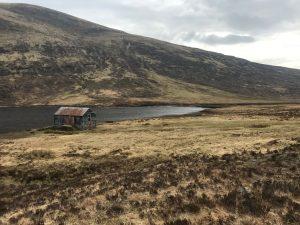 Loch Eilde Beag cabin