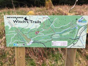 Witch's Trails - Nevis Range