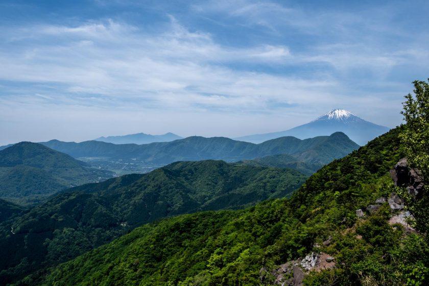 Hakone and Mt Fuji