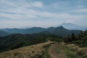 hakone hiking fuji