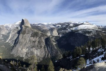 Yosemite Panarama Trail Loop