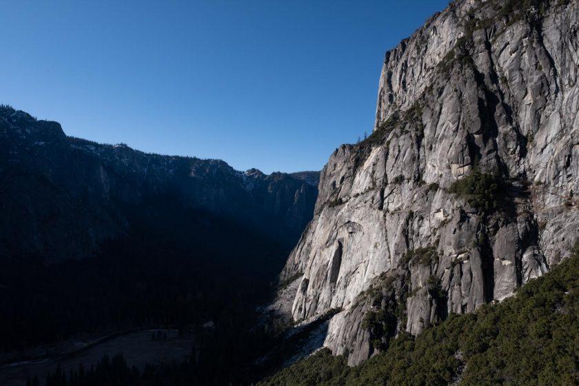El Capitan - east wall