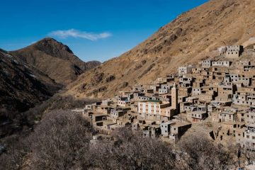 Hiking Atlas Mountains (including Mt Toubkal)