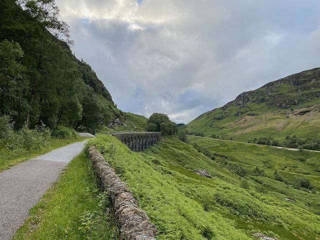 Great North Trail - bridge