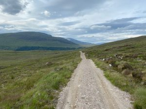 Great North Trail - somewhere in the highlands