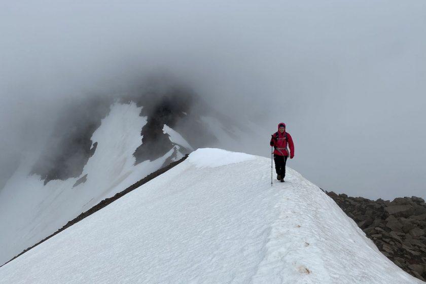 hiking around Akureyri