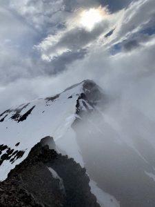 view from Kerahnjúkur - hiking near Akureyri