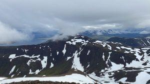 Trollaskagi Peninsula hiking